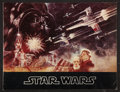 "Movie Posters:Science Fiction, Star Wars (20th Century Fox, 1977). Program (Multiple Pages, 9"" X11.5""). Science Fiction.. ..."