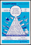 "Movie Posters:Documentary, The Devil's Triangle (UFO, 1974). One Sheet (27"" X 41""). Documentary.. ..."