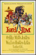 "Movie Posters:Adventure, Lord Jim (Columbia, 1965). One Sheet (27"" X 41""). Adventure.. ..."