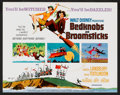 """Movie Posters:Animated, Bedknobs and Broomsticks (Buena Vista, 1971). Lobby Card Set of 9 (11"""" X 14""""). Animated.. ... (Total: 9 Items)"""