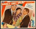"""Movie Posters:Crime, Double Cross Roads (Fox, 1930). Lobby Cards (7) (11"""" X 14"""").Crime.. ... (Total: 7 Items)"""
