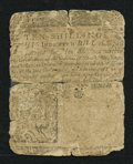 Colonial Notes:Delaware, Delaware June 1, 1759 10s About Good....