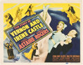 "Movie Posters:Musical, The Story of Vernon and Irene Castle (RKO, 1939). Title Lobby Card(11"" X 14"").. ..."