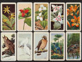 Non-Sport Cards:Lots, 1960-68 Brooke Bond Birds and Flowers Group of (192)....