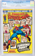 Bronze Age (1970-1979):Superhero, The Amazing Spider-Man #121 (Marvel, 1973) CGC NM 9.4 Whitepages....