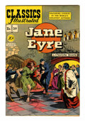 Golden Age (1938-1955):Classics Illustrated, Classics Illustrated #39 Jane Eyre - First Edition (Gilberton,1947) Condition: FN....