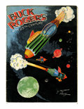 Platinum Age (1897-1937):Miscellaneous, Buck Rogers in the 25th Century #370A (Kellogg Company, 1933)Condition: VG+....