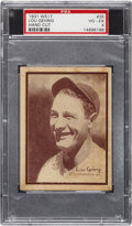 Baseball Cards:Singles (1930-1939), 1931 W517 Lou Gehrig #35 PSA VG-EX 4....