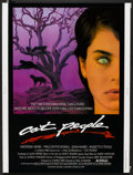"Movie Posters:Horror, Cat People (Universal, 1982). Poster (30"" X 40""). Horror.. ..."