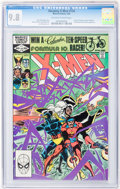 Modern Age (1980-Present):Superhero, X-Men #154-156 CGC-Graded Group (Marvel, 1982) Condition: CGC NM/MT9.8 Off-white to white pages.... (Total: 3 Comic Books)