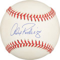 Autographs:Baseballs, Alex Rodriguez Single Signed Baseball. ...