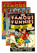 Golden Age (1938-1955):Miscellaneous, Famous Funnies Group (Eastern Color, 1949-52).... (Total: 14 Comic Books)