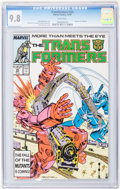 Modern Age (1980-Present):Superhero, Transformers #35 and 36 CGC-Graded Group (Marvel, 1987-88)Condition: CGC NM/MT 9.8 White pages.... (Total: 2 Comic Books)