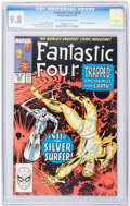 Modern Age (1980-Present):Superhero, Fantastic Four #325, 326, and 331 CGC-Graded Group (Marvel, 1989)Condition: CGC NM/MT 9.8 Off-white to white pages.... (Total: 3Comic Books)