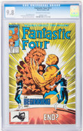 Modern Age (1980-Present):Superhero, Fantastic Four #317-319 CGC-Graded Group (Marvel, 1988) CGC NM/MT9.8 Off-white to white pages.... (Total: 3 Comic Books)