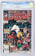 Modern Age (1980-Present):Superhero, The Amazing Spider-Man #314-316 CGC -Graded Group (Marvel, 1989)Condition: CGC NM/MT 9.8.... (Total: 3 Comic Books)