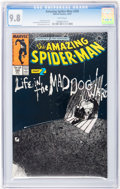 Modern Age (1980-Present):Superhero, The Amazing Spider-Man #295 (Marvel, 1987) CGC NM/MT 9.8 Whitepages....