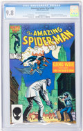 Modern Age (1980-Present):Superhero, The Amazing Spider-Man #286-288 CGC-Graded Group (Marvel, 1987) CGCNM/MT 9.8.... (Total: 3 Comic Books)