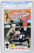 Modern Age (1980-Present):Superhero, The Amazing Spider-Man #283-285 CGC-Graded Group (Marvel, 1986-87)CGC NM/MT 9.8 White pages.... (Total: 3 Comic Books)