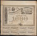 Confederate Notes:Group Lots, Ball 201; Cr. 125 $1000 Confederate Bond.. ...