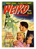 Golden Age (1938-1955):Horror, Weird Adventures #10 (Ziff-Davis, 1951) Condition: VF....