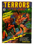 Golden Age (1938-1955):Horror, Terrors of the Jungle #18 (Star, 1952) Condition: VG-....
