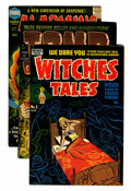 Golden Age (1938-1955):Horror, Witches Tales and Related - File Copy Group (Harvey, 1950s)Condition: Average FN.... (Total: 14 Comic Books)