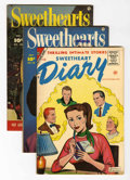Golden Age (1938-1955):Romance, Miscellaneous Golden and Silver Age Romance Comics Group (VariousPublishers, 1947-62) Condition: Average VF.... (Total: 5 ComicBooks)