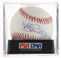 Autographs:Baseballs, Mike Schmidt Single Signed Baseball PSA Mint+ 9.5....