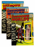 Silver Age (1956-1969):Horror, Unknown Worlds Group - Circle 8 pedigree (ACG, 1964-67) Condition:Average VF.... (Total: 11 Comic Books)