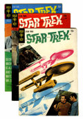 Bronze Age (1970-1979):Science Fiction, Star Trek Group (Gold Key, 1969-76) Condition: Average VG.... (Total: 35 Comic Books)
