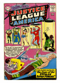 Silver Age (1956-1969):Superhero, The Brave and the Bold #30 Justice League of America (DC, 1960) Condition: GD/VG....