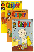 Bronze Age (1970-1979):Cartoon Character, Friendly Ghost Casper #140-233 Group (Harvey, 1970-87) Condition:Average NM-.... (Total: 94 Comic Books)