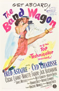 "Movie Posters:Musical, The Band Wagon (MGM, 1953). Autographed One Sheet (27"" X 41"").. ..."