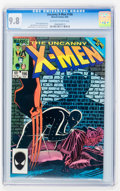 Modern Age (1980-Present):Superhero, X-Men #196-198 CGC-Graded Group (Marvel, 1985) CGC NM/MT 9.8Off-white to white pages.... (Total: 3 Comic Books)