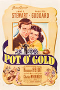 "Movie Posters:Comedy, Pot O' Gold (United Artists, 1941). One Sheet (27"" X 41"").. ..."