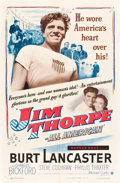 """Movie Posters:Sports, Jim Thorpe - All American (Warner Brothers, 1951). One Sheet (27"""" X 41"""").. ..."""