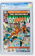Modern Age (1980-Present):Superhero, Iron Man #145, 146, and 155 CGC-Graded Group (Marvel, 1981-82) CGCNM/MT 9.8.... (Total: 3 Comic Books)