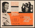 """Movie Posters:Drama, Lilies of the Field (United Artists, 1963). Half Sheet (22"""" X 28"""").Drama.. ..."""