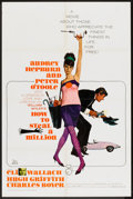 """Movie Posters:Crime, How to Steal a Million (20th Century Fox, 1966). One Sheet (27"""" X41""""). Crime.. ..."""