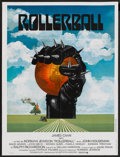 "Movie Posters:Science Fiction, Rollerball (United Artists, 1975). French Affiche (23.5"" X 31"").Science Fiction.. ..."