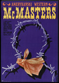 """Movie Posters:Western, The McMasters (CWF, 1973). Polish One Sheet (22"""" X 33""""). Western....."""