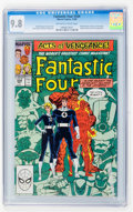 Modern Age (1980-Present):Superhero, Fantastic Four #334-336 CGC-Graded Group (Marvel, 1989-90) CGCNM/MT 9.8 Off-white to white pages.... (Total: 3 Comic Books)