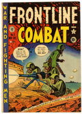Golden Age (1938-1955):War, Frontline Combat #3 (EC, 1951) Condition: VG+....