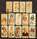 "Non-Sport Cards:Lots, 19th Century ""N"" Tobacco Insert Group of (51). ..."