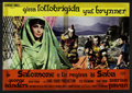 "Movie Posters:Drama, Solomon and Sheba Lot (United Artists, 1959). Italian Photobustas(3) (18.5"" X 26.5""). Drama.. ... (Total: 3 Items)"