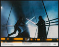 """Movie Posters:Science Fiction, The Empire Strikes Back (20th Century Fox, 1980). Lobby Card Set of8 (11"""" X 14""""). Science Fiction.. ... (Total: 8 Items)"""