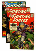 Bronze Age (1970-1979):War, Our Fighting Forces Group (DC, 1959-69) Condition: Average GD/VG.... (Total: 48 Comic Books)