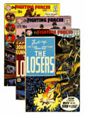 Bronze Age (1970-1979):War, Our Fighting Forces Group (DC, 1970-85).... (Total: 60 Comic Books)