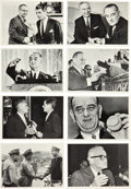 "Non-Sport Cards:Sets, 1964 Topps ""Johnson/Goldwater"" Complete Set (66). ..."